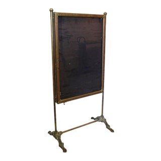 Antique Decorative Opera House Poster Stand