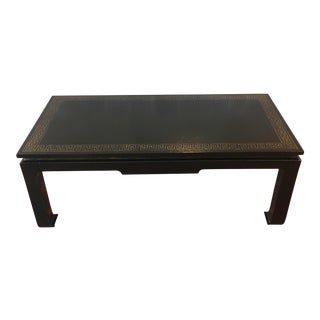 Vintage Chinese Baker Ming Style Coffee Table