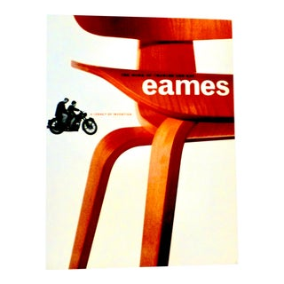 The Work of Ray and Charles Eames Book For Sale