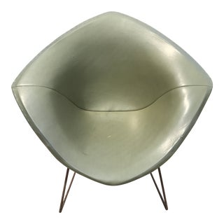 Vintage Harry Bertoia for Knoll Diamond Chair For Sale