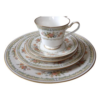 Noritake Vintage China - 12 Piece Place Settings For Sale
