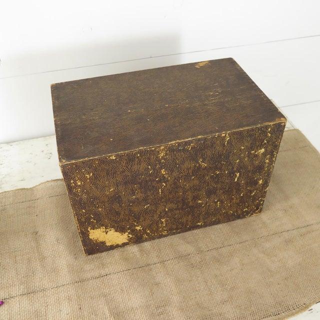 Vintage File Box - Image 10 of 10