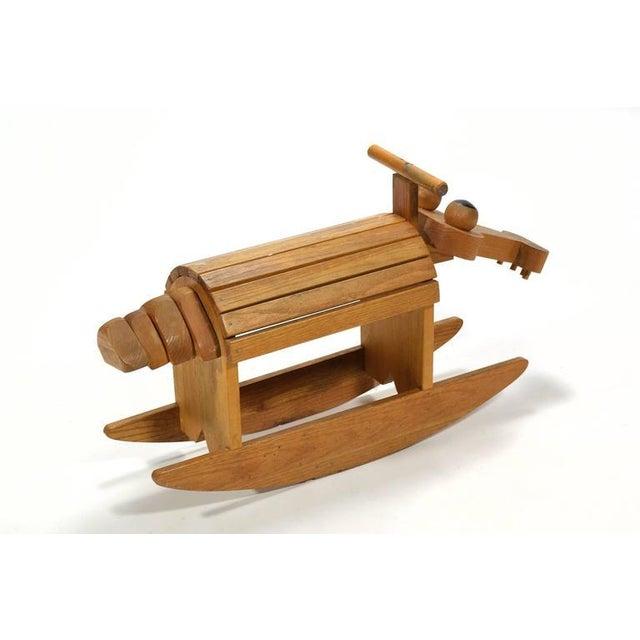 Whimsical Handmade Hobby Horse - Image 8 of 9