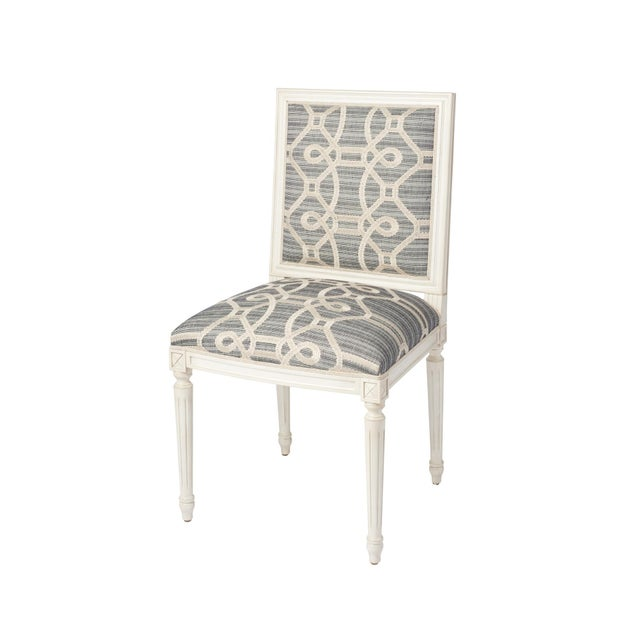 Features: Hand-Carved European Beechwood Frame, Double Row Self-Welt, Tight Upholstery, Distressed Finish Wood Finish:...