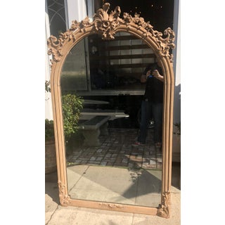Antique 19c Louis XV Style Mirror Preview