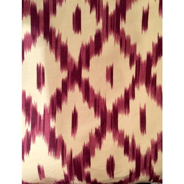 Manuel Canovas Surya Ikat Fabric - 4 Yards - Image 1 of 3