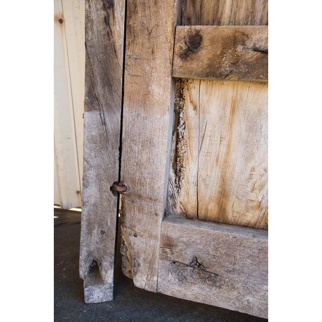 Antique Guadalajaran Exterior Swinging Mesquite Rustic Doors - A Pair For  Sale In Atlanta - Image - Antique Guadalajaran Exterior Swinging Mesquite Rustic Doors - A
