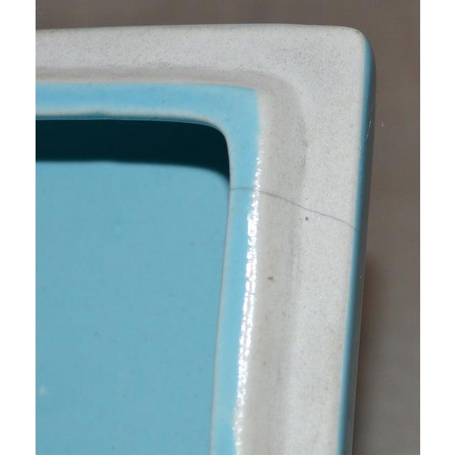 Canonsburg China Art Deco Cigarette Box For Sale In Philadelphia - Image 6 of 12