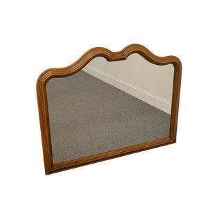 Davis Cabinet Co. Solid Walnut Mirror For Sale