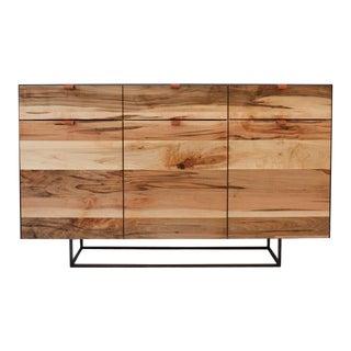 Studio Cidra Kimball Maple Cabinet For Sale
