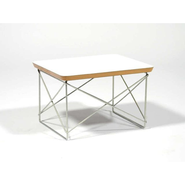 Modern Charles and Ray Eames LTR Table by Herman Miller For Sale - Image 3 of 6