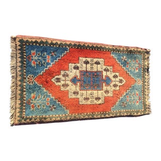 "Anatolian Persian Rug - 1'11"" X 3'10"" For Sale"