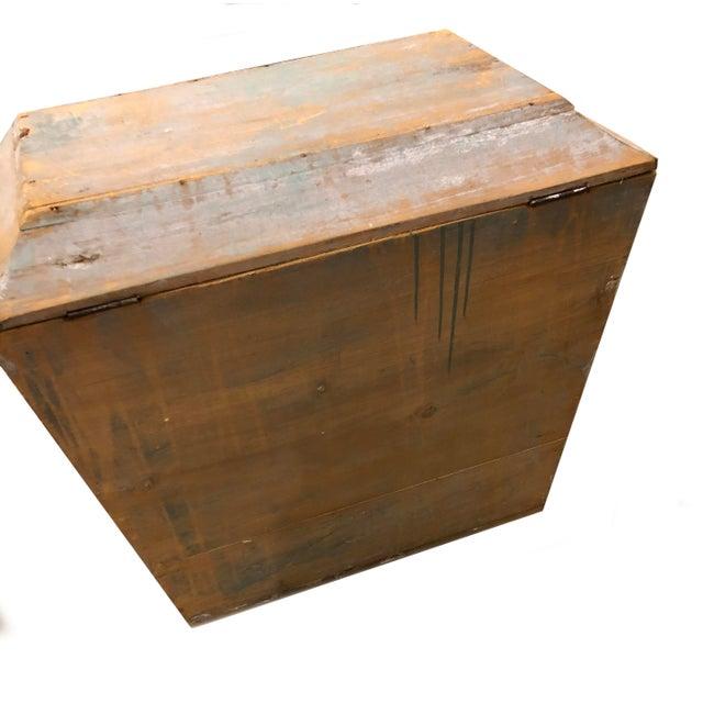 Antique Swedish Storage Box For Sale In Dallas - Image 6 of 7