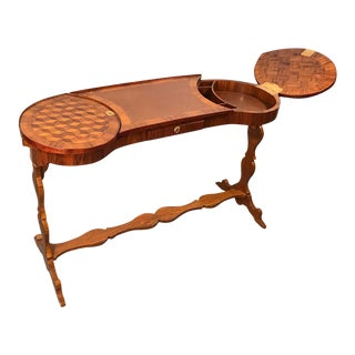 Louis XVI Working Table, France 1780 For Sale