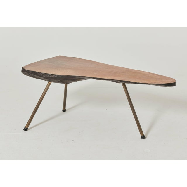 Mid-Century Modern Large Midcentury Tree Trunk Table, Austria, 1950s For Sale - Image 3 of 8