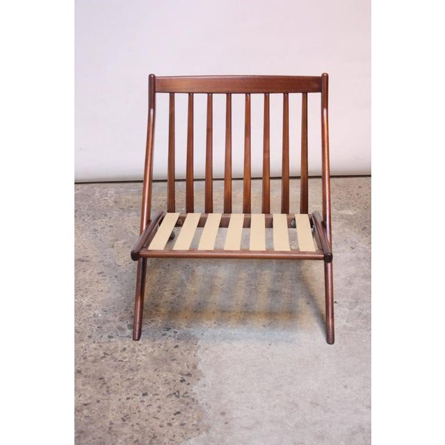Swedish 'Scissor' Chair by Folke Ohlsson for DUX - Image 8 of 10