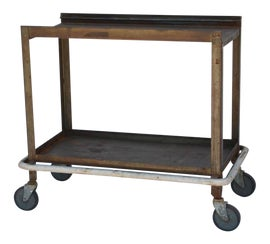 Image of Industrial Bar Carts and Dry Bars