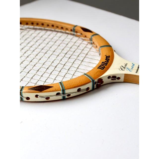 1970s Wilson Chris Evert Tennis Racquet For Sale - Image 9 of 12