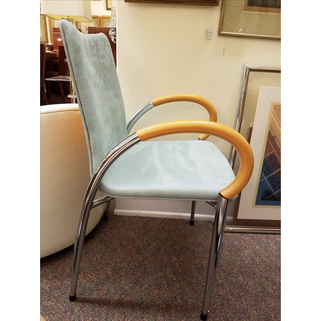 Loewenstein Mid-Century Modern Elia Chair - Image 3 of 6