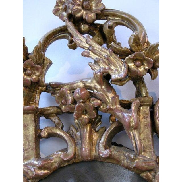 English Traditional English George II Giltwood Mirror For Sale - Image 3 of 5