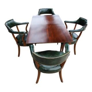 1930s Barnard & Simonds Co. No.263. Dining Set - 5 Pieces For Sale
