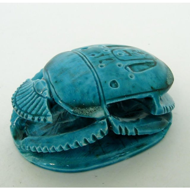 Ceramic Scarab Stamp - Image 6 of 8
