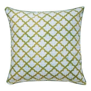 Roberta Roller Rabbit Jemina Verbena Pillow Cover For Sale