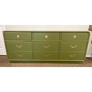 1960s Campaign Drexel Accolade Lowboy Preview