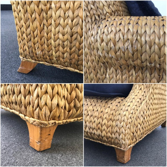 Ralph Lauren Hurley Club Chair For Sale - Image 10 of 13