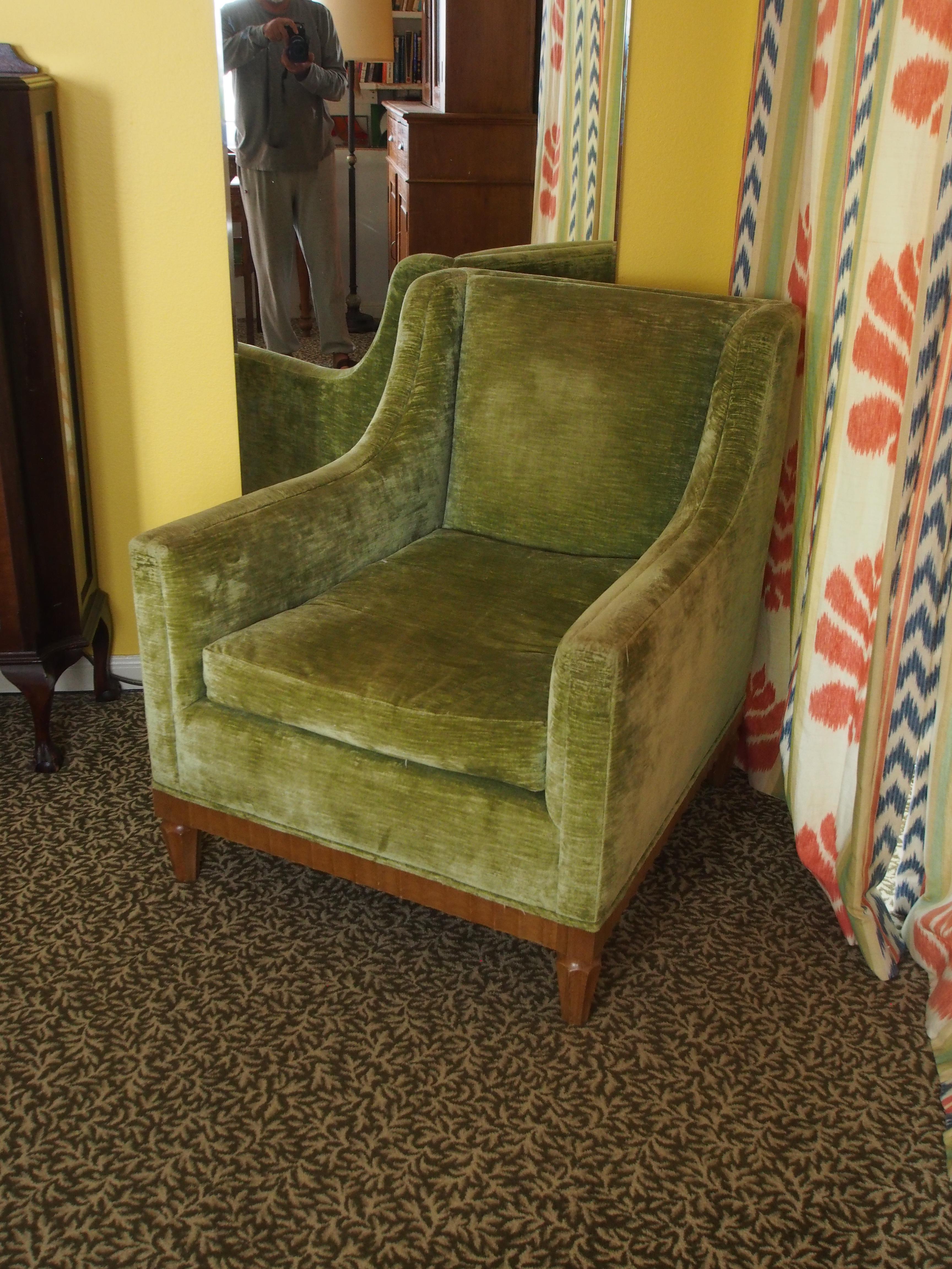 custom club chairs. Ironies Custom Club Chair - Image 3 Of 5 Chairs