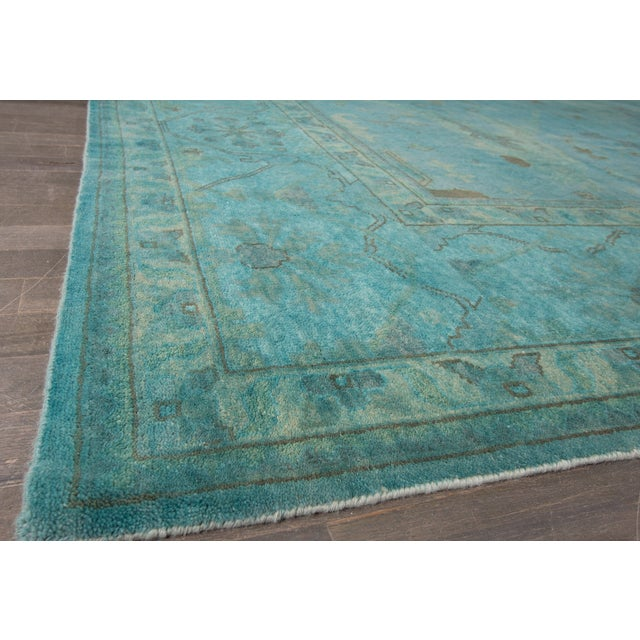 "Apadana Over-Dyed Rug - 12' X 14'8"" - Image 5 of 10"