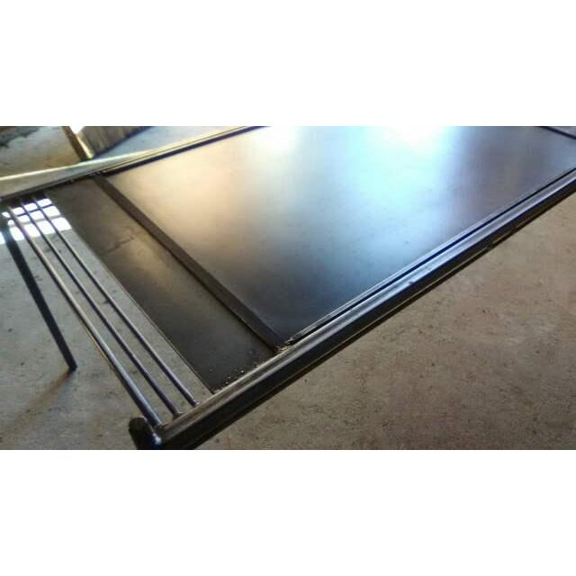 Strato Steel Coffee Table - Image 4 of 7