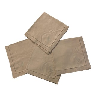 Sferra Linen Napkins - Set of 4