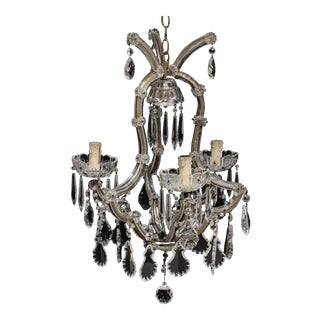 1920s Italian Maria Theresa Chandelier For Sale
