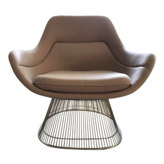 Rove Concepts Platner Easy Chair For Sale