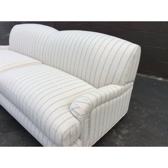English White English Club Sofa For Sale - Image 3 of 9