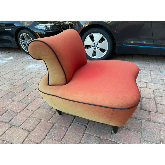 1950s Cloud Sofa in the Style of Adrian Pearsall Peanut Shape - 2 Pieces For Sale - Image 9 of 12