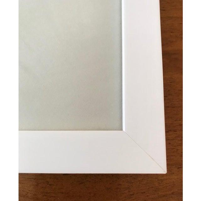 2000 - 2009 Minimalist Framed Print For Sale - Image 5 of 7