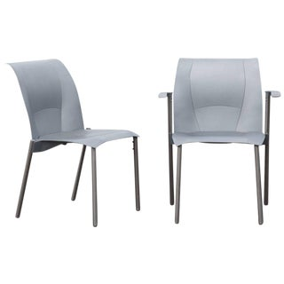 Frank Gehry Studio Fog Chairs - A Pair For Sale