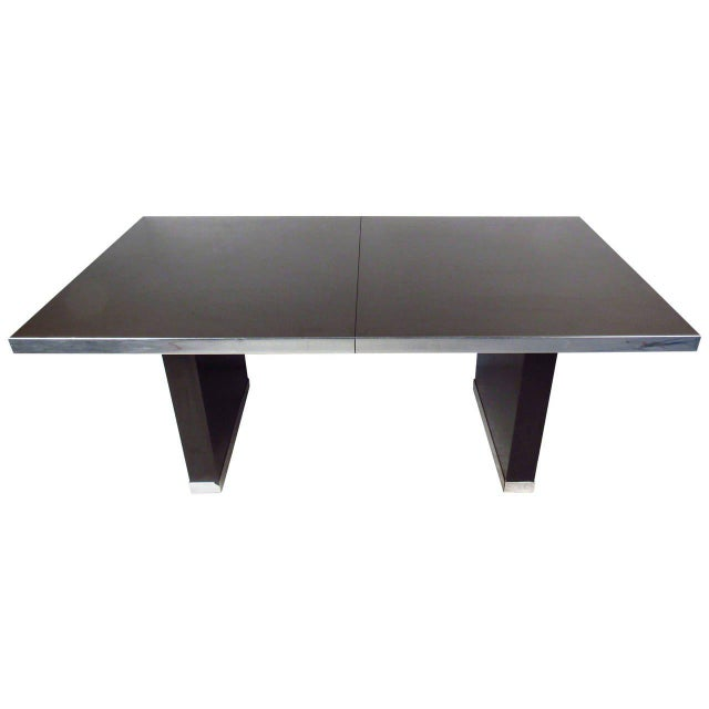 Modern Dining Table by Pierre Cardin For Sale - Image 11 of 11