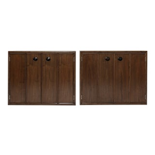 Floating Cabinets by Edward Wormley for Dunbar, C. 1950s - a Pair For Sale