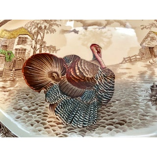 Johnson Bros England Large Turkey Platter Preview