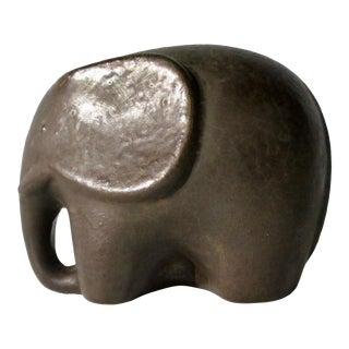 Elephant Sculpture For Sale