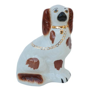 Staffordshire Style Mantel Dog For Sale