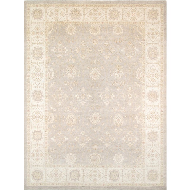 "Pasargad Ferehan Area Rug- 9'10"" X 13'5"" For Sale"