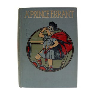 A Prince Errant Book 1908 For Sale