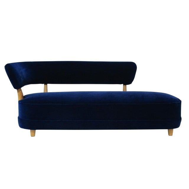 Otto Schultz for Boet 1940's Danish Deco Sofa For Sale