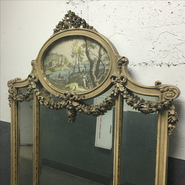 Vintage Classical Mirror - Image 4 of 11