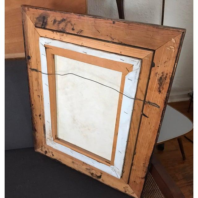 Paint Original Calvin Waller Burnett Oil Painting For Sale - Image 7 of 9