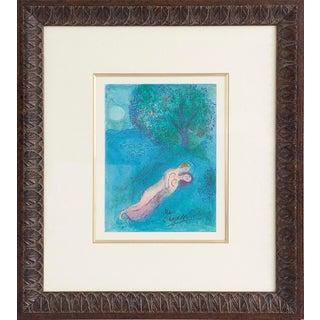 "Marc Chagall, ""Daphne + Chloe"" For Sale"